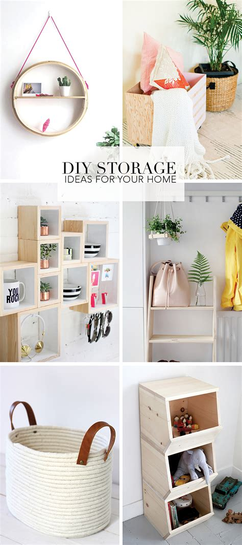 and loisfavorite diy home storage ideas