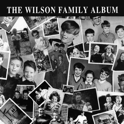 Cd Arkarna The Family Album welcome to the official wilson family website