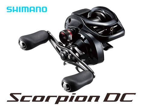 Shimano Scorpion Dc 101hg plat fishing tackle store fishing equipment catalog en