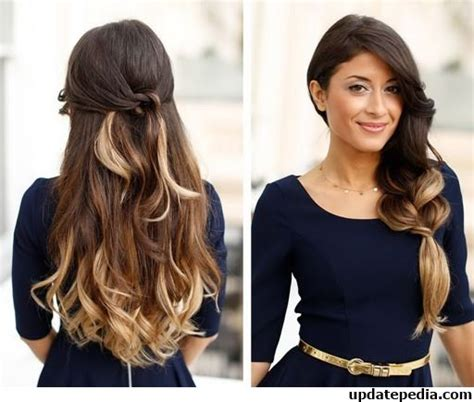 modern womens hair styles longer in the front shorter in the back 100 best hairstyles for girls women new hair style