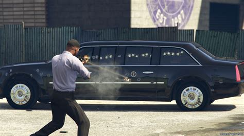 The Beast Auto by Cadillac Quot The Beast Quot Presidential State Car For Gta 5