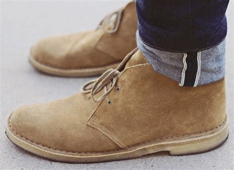 dessert boots well built style 187 up your shoe the desert boot