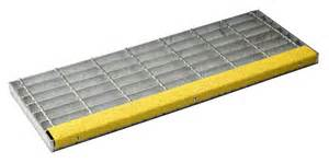 Stair Treads Steel by Steel Grating Stair Treads From Webforge