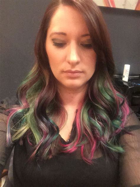asian magenta highlight 1000 images about hair on pinterest pink highlights