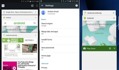 chrome android tabs chrome for android no longer merging apps and tabs by default android authority