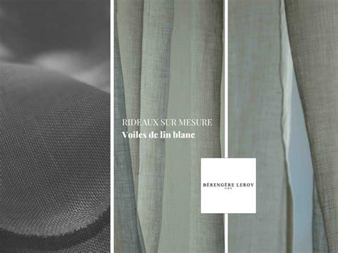 Le Rideau Mougins by Rideaux Sur Mesure En Voile De Blanc Catalogue