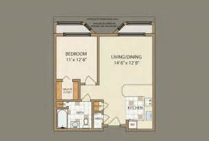 One Bedroom Home Floor Plans Small 1 Bedroom Cabin Floor Plans Studio Design