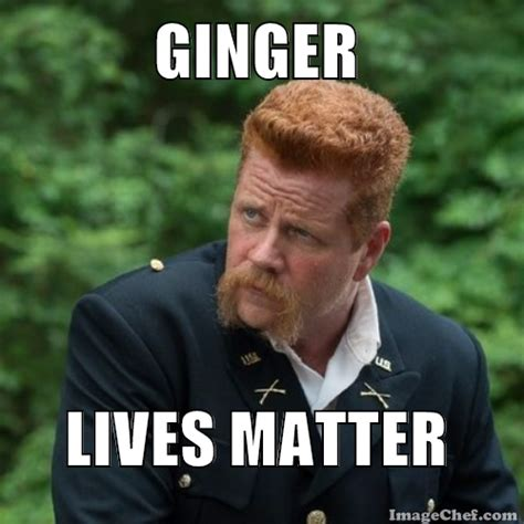 Ginger Meme - meme maker ginger lives matter