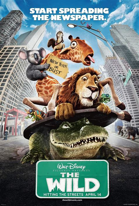 film disney wild the wild 2006 the lighted