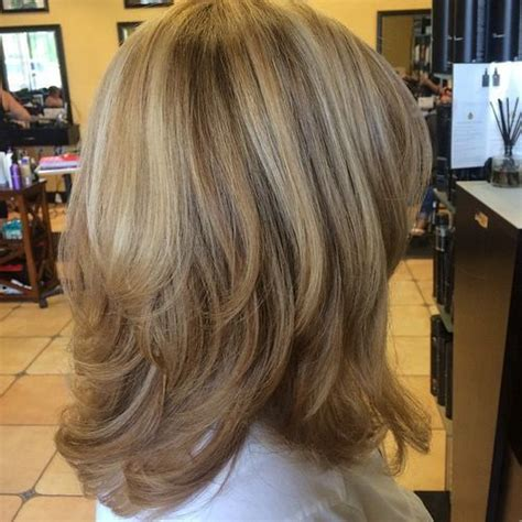 layered back of head 229 best hairstyles for women over 45 hairstyles for