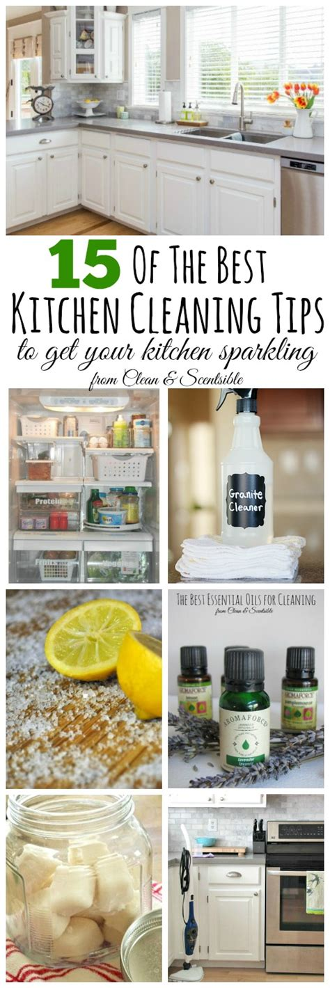 cleaning tips for kitchen the best way to clean stainless steel appliances clean and scentsible