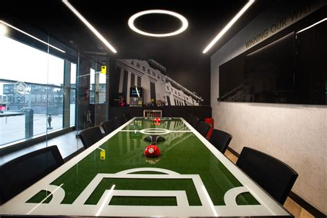 arsenal football club chapman house scottish design