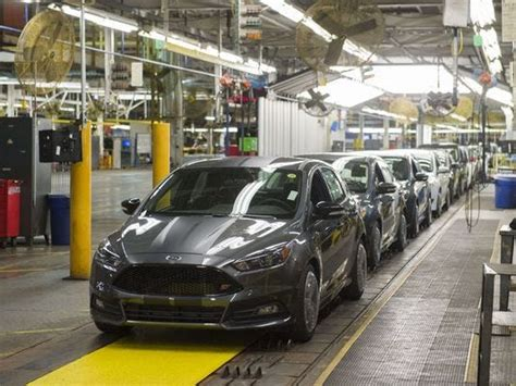 ford shifting   small car production  mexico