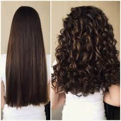 wave perm hairstyle before and after on hair best 25 perms long hair ideas on pinterest perming hair