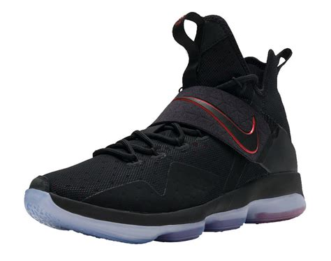new lebron shoes for the nike lebron 14 bred is available early kicksonfire