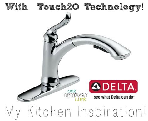 delta touch20 kitchen faucet delta touch20 kitchen faucet 28 images inspired living