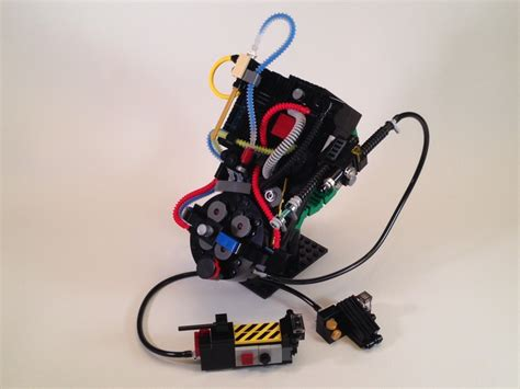 Lego Proton Pack by Lego Ideas Ghostbusters Proton Pack Ghost Trap
