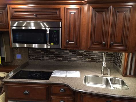 backsplash for rv kitchen 31 best images about motor home kitchens on kitchen backsplash bathroom wall and