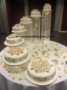 Asian Wedding Cakes :: Product   Crystal Cake 70
