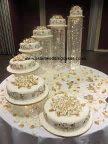Asian wedding cakes product crystal cake 70