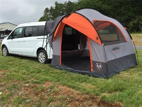 ford transit connect suv tent rightline gear