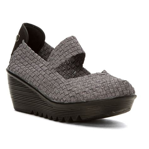 Lulia Shoes bernie mev lulia casual wedge sandal shoe