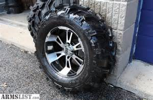 Mud Tires And Rims For Sale On Ebay Armslist For Sale Atv Wheels And Tires Mud Lite Xtr