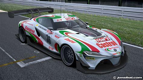 Toyota Racing Toyota Ft 1 Race Car By Jonsibal Kaizen Factor