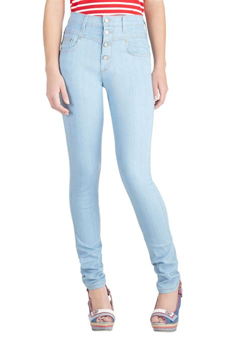 light blue skinny jeans womens light denim high waisted skinny jeans ye jean