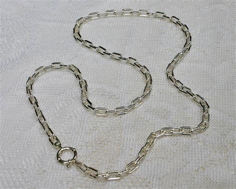 cadenas de plata para hombre rosario gargantillas de plata para hombre