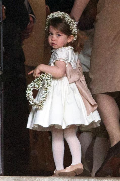 princess charlotte pictures of princess charlotte trooping the colour 2017