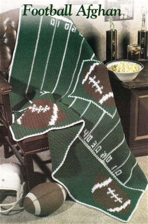 Crochet Football Pillow Pattern by The World S Catalog Of Ideas
