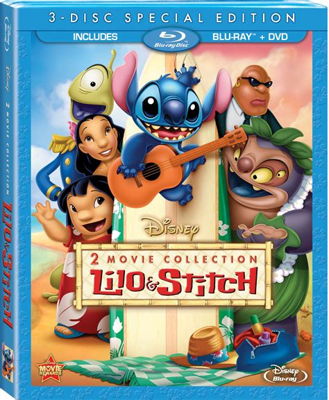 disney lilo stitch the story of the in comics books disney to release lilo stitch atlantis and emperor s
