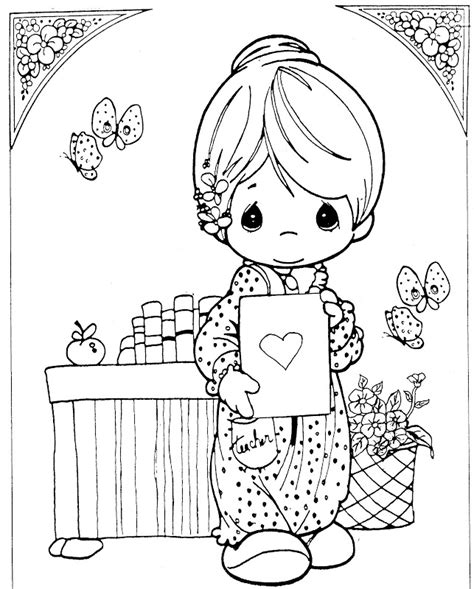Free Precious Moments Cowboy Coloring Pages Precious Moments Cowboy Coloring Pages
