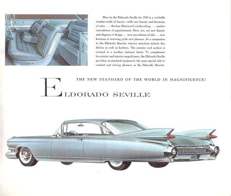 Car Brochures 1959 Cadillac Brochure Page 12 Jpg