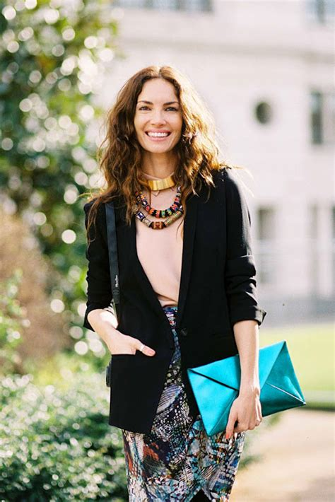 Style Eugenia Silva by Look Of The Day Eugenia Silva The Covetable