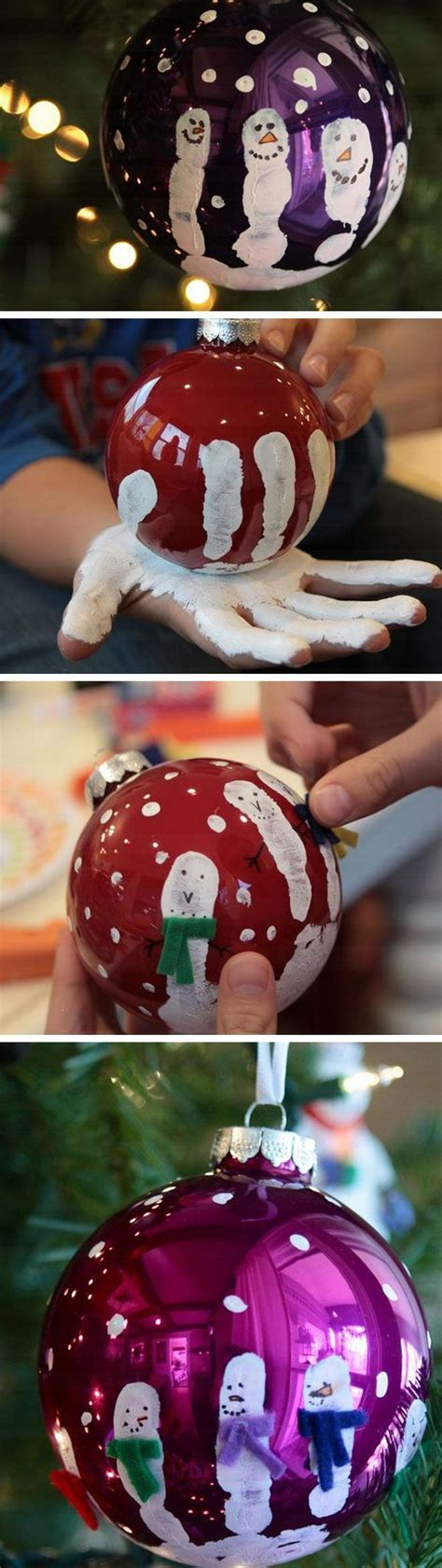 easy creative christmas diy projects that kids can do for 2017