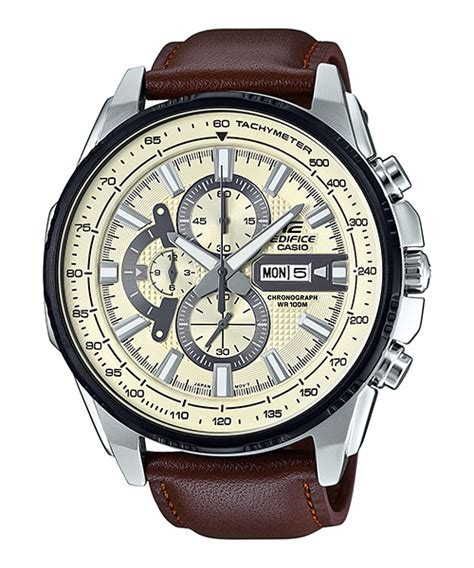 efr 549l 7bv standard chronograph edifice timepieces casio