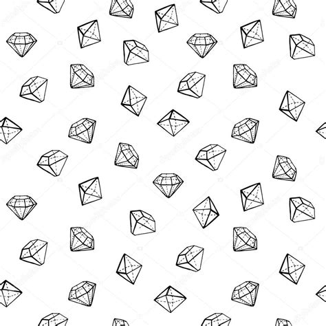 diamond pattern of numbers in c алмазы бесшовный образец векторное изображение 169 olga c