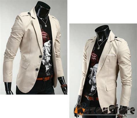 Promo Blazer Aliando Blazer Pria Blazer Murah Blazer Korea Bla model baju one ok rock detil produk blazer pria kode njs79