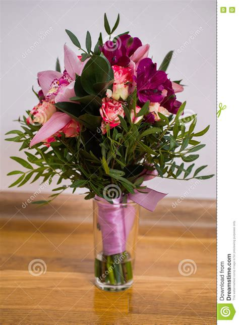 Wedding Bouquet Violet Roses by Beautiful Bouquet Violet Purple Flowers Roses