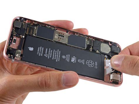 problemy z baterią mogą dotyczyć większej liczby iphone 243 w 6s