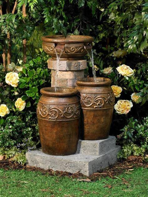 fuentes de interior baratas fuentes de jardin baratas fuente para terraza jardn o
