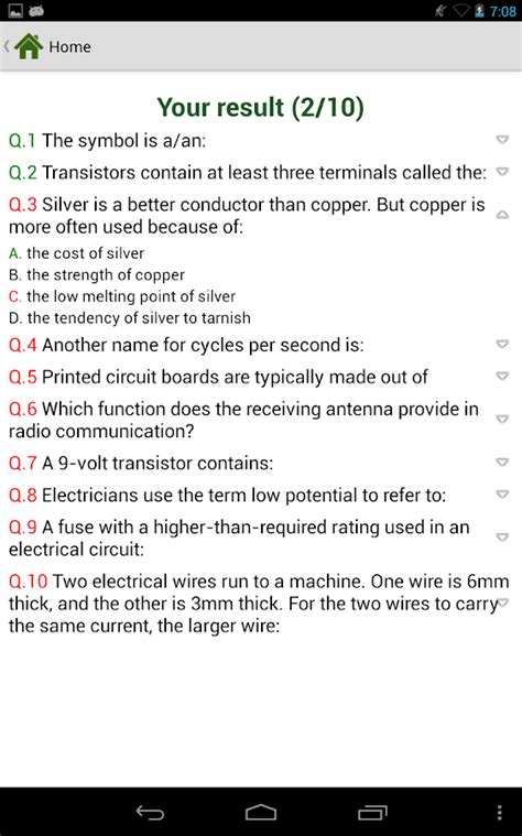 Asvab Math Practice Worksheets by Asvab Practice Test Free Android Apps On Play