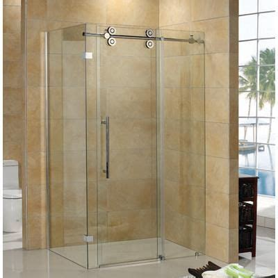 shower door with return panel pin by cheryl schmidt on ideas for clients