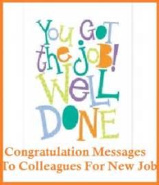 congratulation messages new