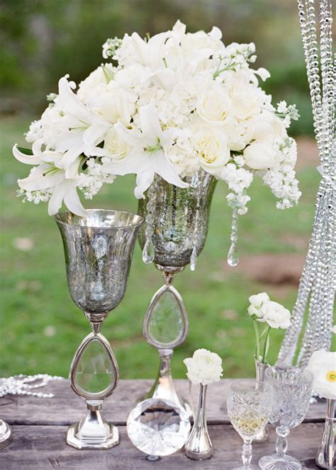 white centerpieces tana s this is the cake and buffet table