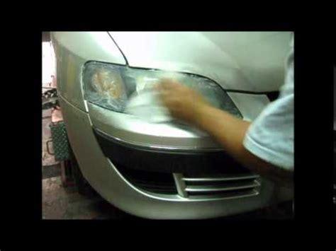 pulir faro pulir faro de coche polishing car headlight youtube