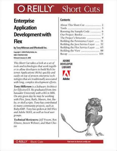 O Reilly Application O Reilly Book Covers 600 649