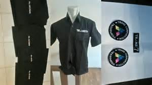 desain kemeja trans tv jual seragam trans tv terbaru passion konveksi